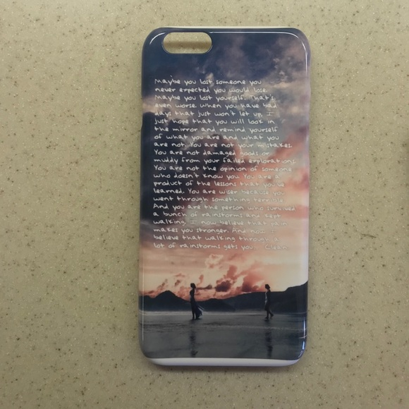 more photos a5574 55929 TAYLOR SWIFT CLEAN SPEECH IPHONE 6 CASE